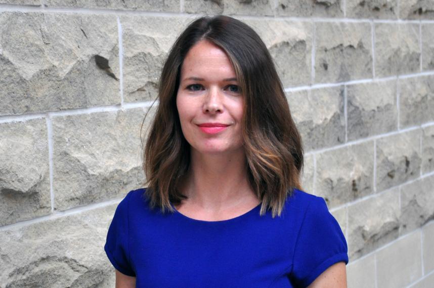 Andrea Breen, Associate Professor, FRHD