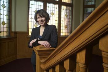 Michèle Preyde, Professor, FRHD